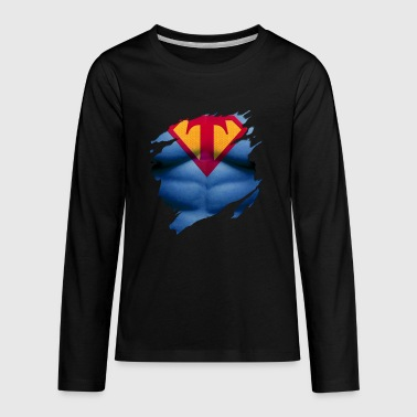 Super Teacher - Kids' Premium Long Sleeve T-Shirt