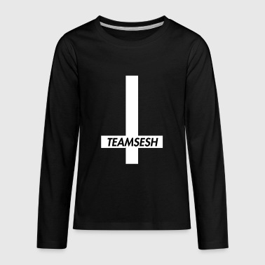 TEAMSESH - Kids' Premium Long Sleeve T-Shirt