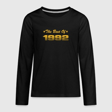 The Best of 1992 - Kids' Premium Long Sleeve T-Shirt