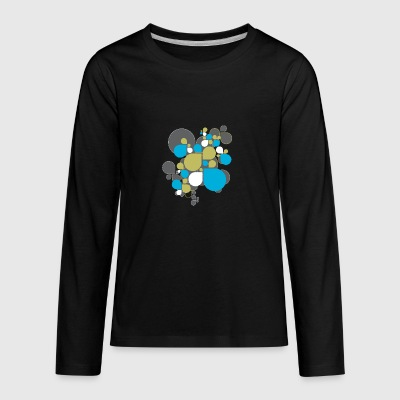 Complex Simplicity - Kids' Premium Long Sleeve T-Shirt