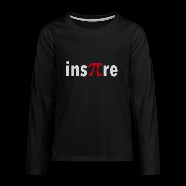 Inspire math geek - Kids' Premium Long Sleeve T-Shirt