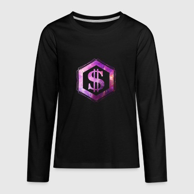 galaxy dollar - Kids' Premium Long Sleeve T-Shirt
