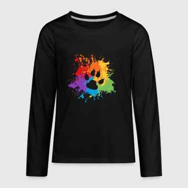 Furry Pride - Kids' Premium Long Sleeve T-Shirt