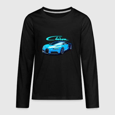 Buggati Chiron - Kids' Premium Long Sleeve T-Shirt