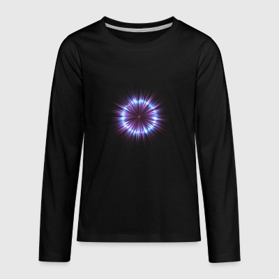Burst - Kids' Premium Long Sleeve T-Shirt