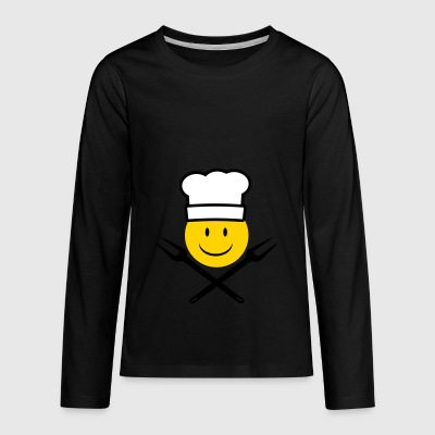grill - Kids' Premium Long Sleeve T-Shirt