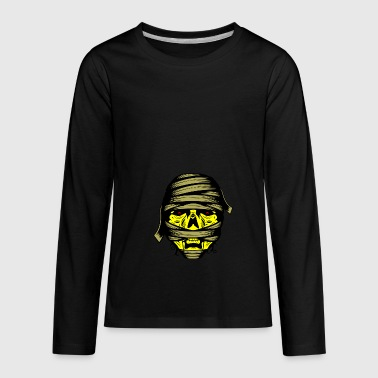 The Mummy s Revenge - Kids' Premium Long Sleeve T-Shirt