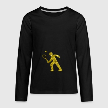 Golden Squash - Kids' Premium Long Sleeve T-Shirt