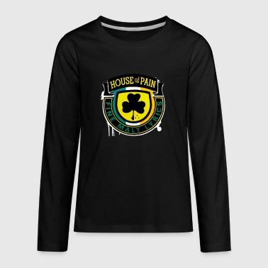 HOUSE OF PAIN T Shirt Funny Men's T-shirt - Kids' Premium Long Sleeve T-Shirt