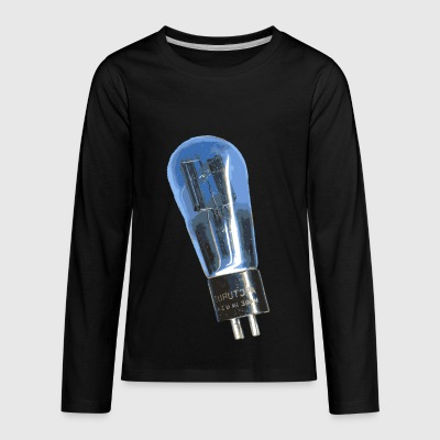 vacuum tube - Kids' Premium Long Sleeve T-Shirt