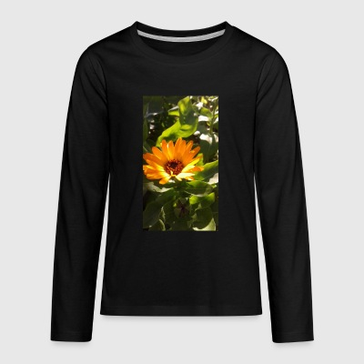 daisy,papatya - Kids' Premium Long Sleeve T-Shirt
