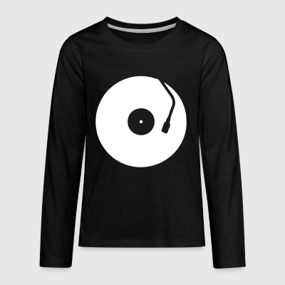 Record - Kids' Premium Long Sleeve T-Shirt