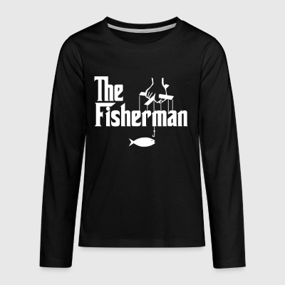 The Fisherman - Kids' Premium Long Sleeve T-Shirt