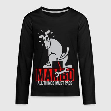 Mambo Dog Eat Dog Shirt