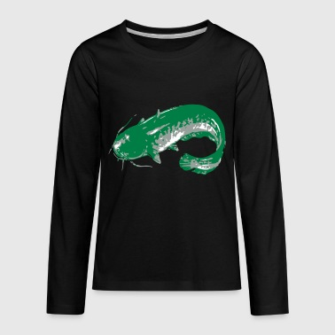 CATFISH - Kids' Premium Long Sleeve T-Shirt