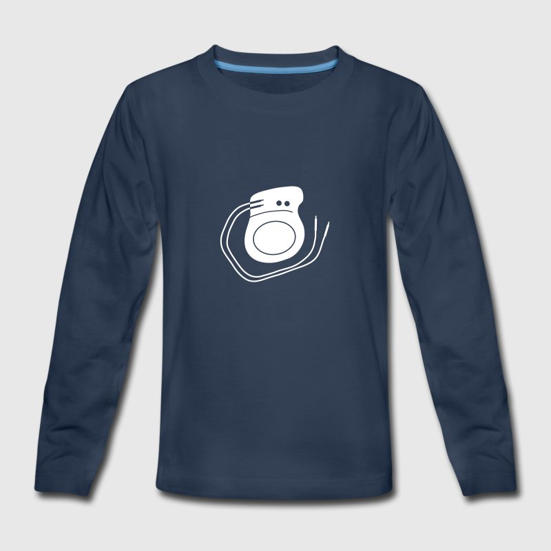 pacemaker_pm6 - Kids' Premium Long Sleeve T-Shirt