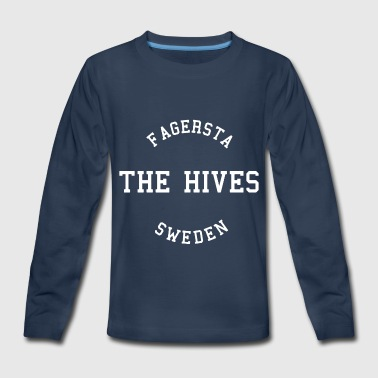 Hive THE HIVES - Kids' Premium Long Sleeve T-Shirt