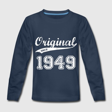 Born In 1949 1949 - Kids' Premium Long Sleeve T-Shirt