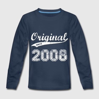 2008 - Kids' Premium Long Sleeve T-Shirt