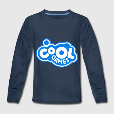 Cool Gaming cool games - Kids' Premium Long Sleeve T-Shirt