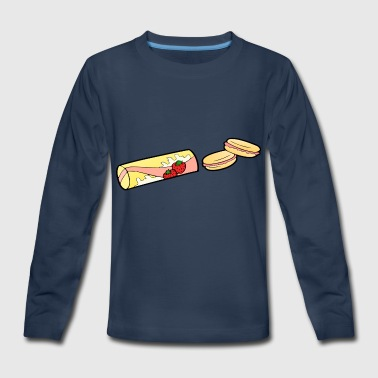 biscuits - Kids' Premium Long Sleeve T-Shirt