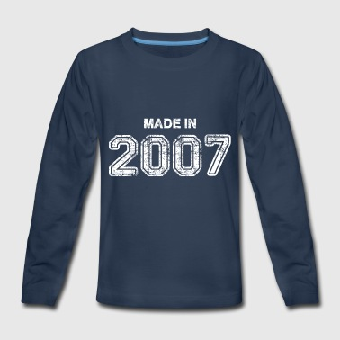 2007 2007 - Kids' Premium Long Sleeve T-Shirt