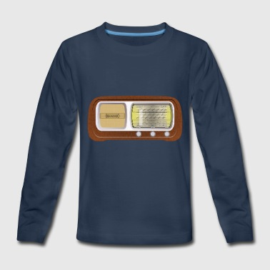 radio - Kids' Premium Long Sleeve T-Shirt