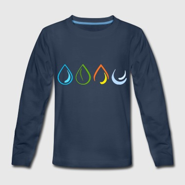 pure - Kids' Premium Long Sleeve T-Shirt