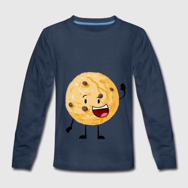 Cookie Time Cookie Time - Kids' Premium Long Sleeve T-Shirt