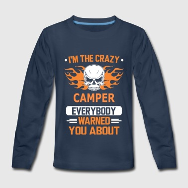 CAMPER - Kids' Premium Long Sleeve T-Shirt