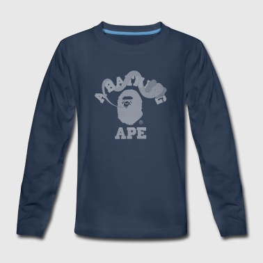 Bape x Kaw - Kids' Premium Long Sleeve T-Shirt