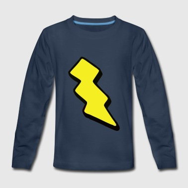 bolt - Kids' Premium Long Sleeve T-Shirt
