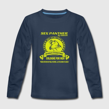 Sex Panther Cologne Sex Panther Cologne - Kids' Premium Long Sleeve T-Shirt
