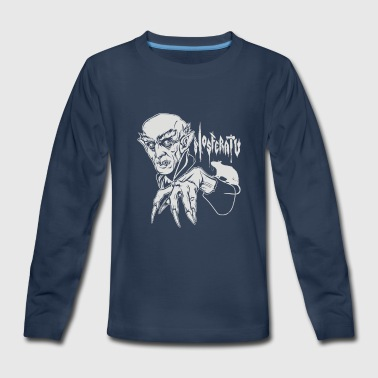 Nosferatu - Kids' Premium Long Sleeve T-Shirt