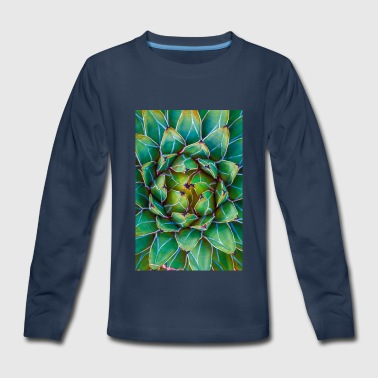 century plant - Kids' Premium Long Sleeve T-Shirt