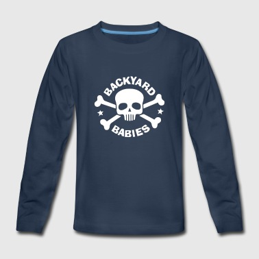 Backyard Babies - Kids' Premium Long Sleeve T-Shirt