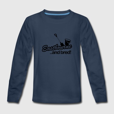 Bred Eastbourne and Bred - Kids' Premium Long Sleeve T-Shirt