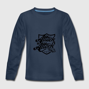 attack-attack - Kids' Premium Long Sleeve T-Shirt