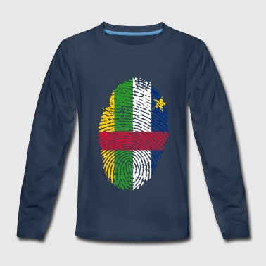 central african republic - Kids' Premium Long Sleeve T-Shirt