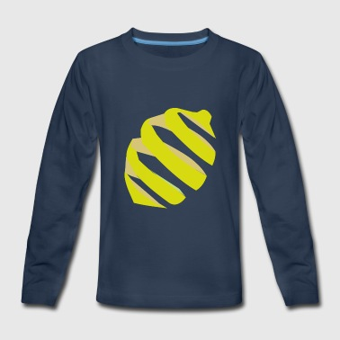 lemon - Kids' Premium Long Sleeve T-Shirt