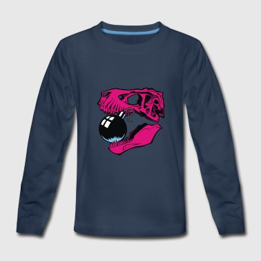 Wreck T Wrecks - Kids' Premium Long Sleeve T-Shirt