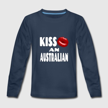 Australian - Kids' Premium Long Sleeve T-Shirt