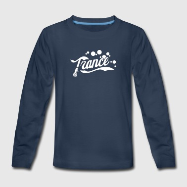 Trance - Kids' Premium Long Sleeve T-Shirt