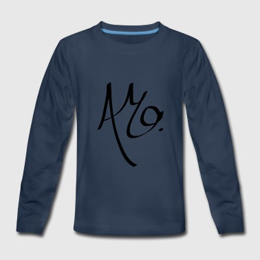 amo - Kids' Premium Long Sleeve T-Shirt