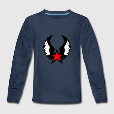 nautical - Kids' Premium Long Sleeve T-Shirt