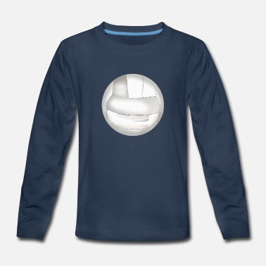 Vball Volleyball - Kids' Premium Longsleeve Shirt