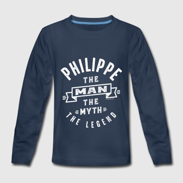 Philippe - Kids' Premium Long Sleeve T-Shirt