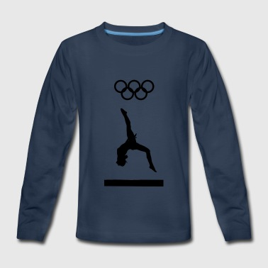 olympics - Kids' Premium Long Sleeve T-Shirt