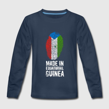 Made In Equatorial Guinea - Kids' Premium Long Sleeve T-Shirt