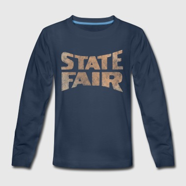 Rural America State Fair - Kids' Premium Long Sleeve T-Shirt